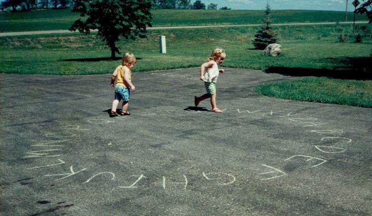 1996 - 08 - 28 Keegan and Haley, crop