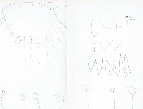 1972 Julie's letters